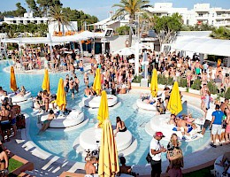 San Antonio vreest beachclub epidemie