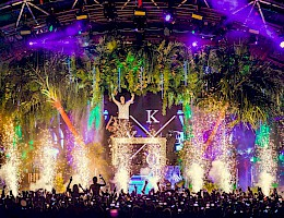 KYGO opening party in Ushuaïa