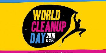 World Clean Up Day - Casita Verde