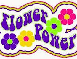 Flower Power party in San José