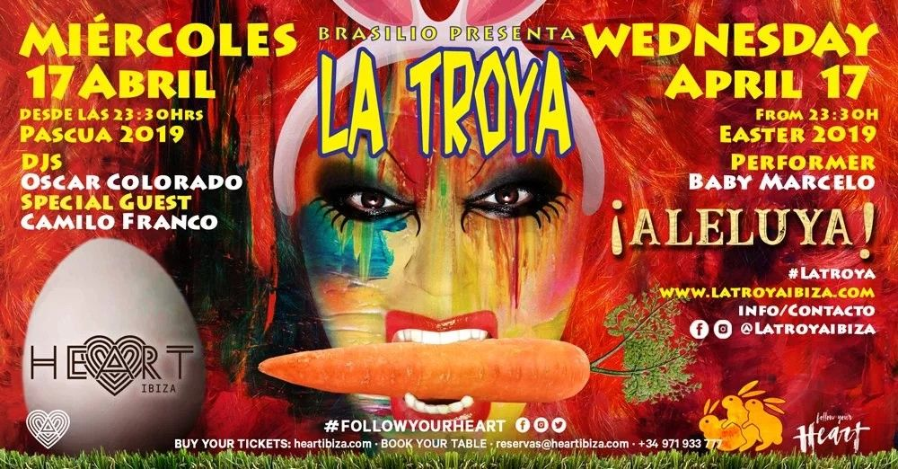 La Troya in Heart Ibiza